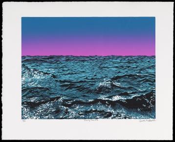 "Stormy Seas #2 (10"" x 13""), $300 (edition of 10)"